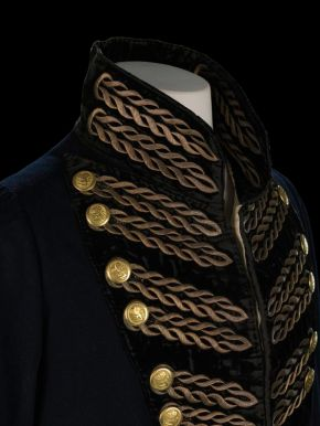 Honourable East India Company uniform. UNI0060