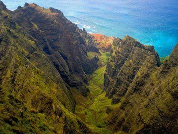 Awapuhi Trail Kauai Hawaii