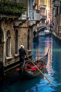 The Mysitc of Venice