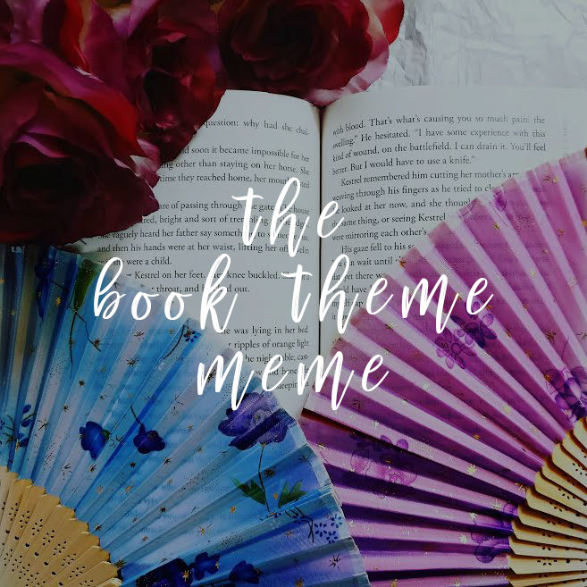 The Book Theme Meme | Forest of a Thousand Lanterns by Julie C. Dao