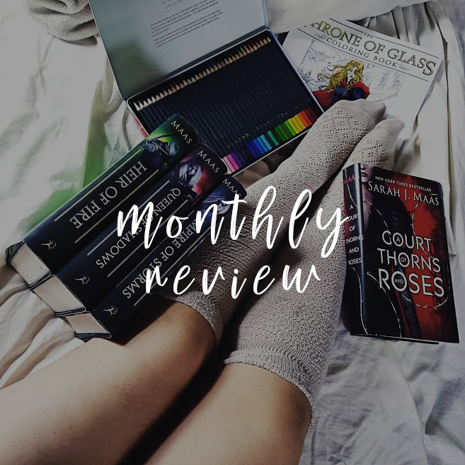Lila's Monthly Review | December 2017